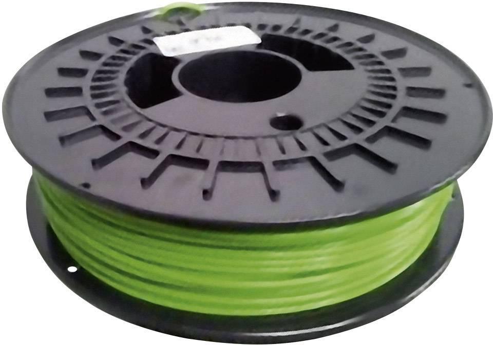 Náplň pro 3D tiskárnu, German RepRap 100007, PLA, 3 mm, 750 g, žlutozelená