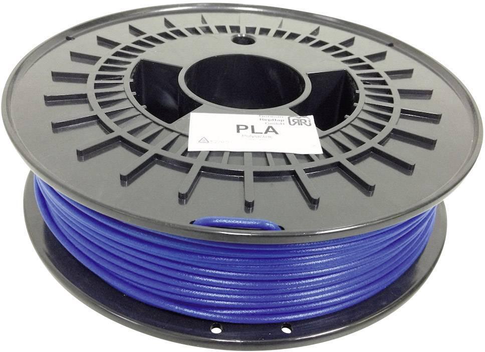 Náplň pro 3D tiskárnu, German RepRap 100253, PLA, 3 mm, 750 g, modrá