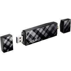 USB 3.2 Gen 1 (USB 3.0) Wi-Fi adaptér Asus USB-AC56, 1.2 GBit/s