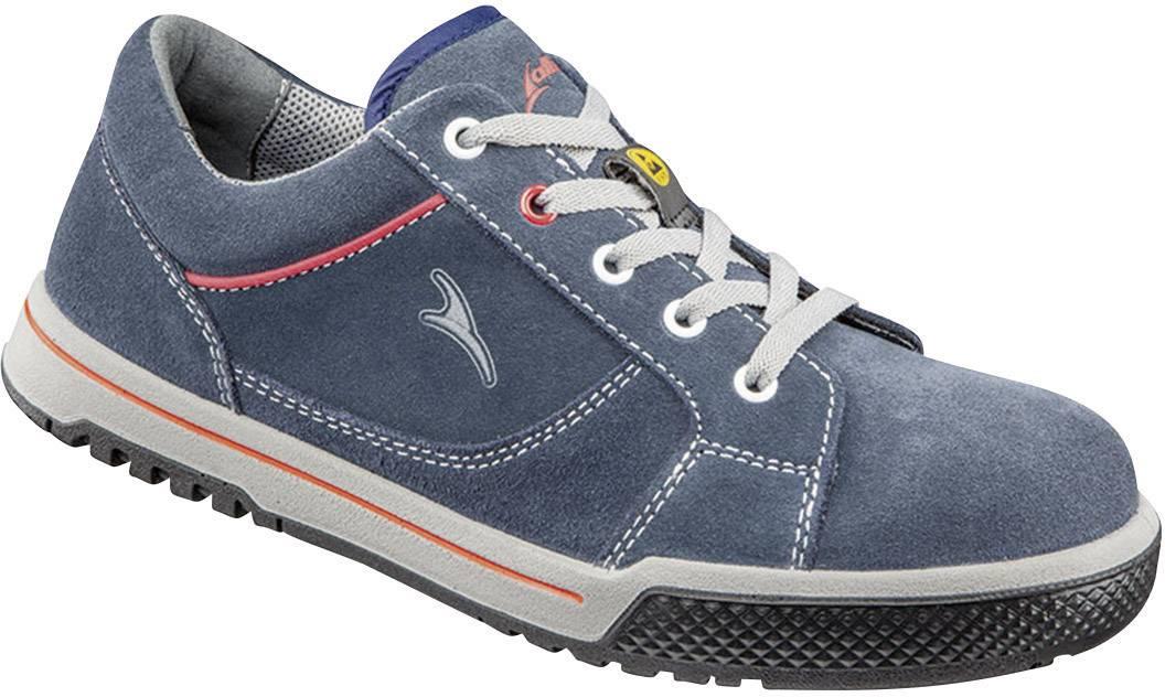 Bezpečnostní obuv ESD S1P Albatros Freestyle Blue ESD 641950, vel.: 39, modrá, 1 pár