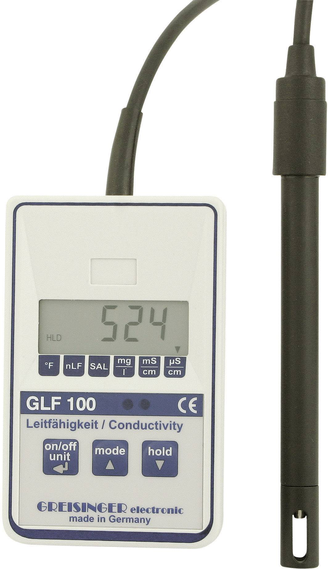 Univerzální měřič elektrické vodivosti Greisinger GLF 100,115090
