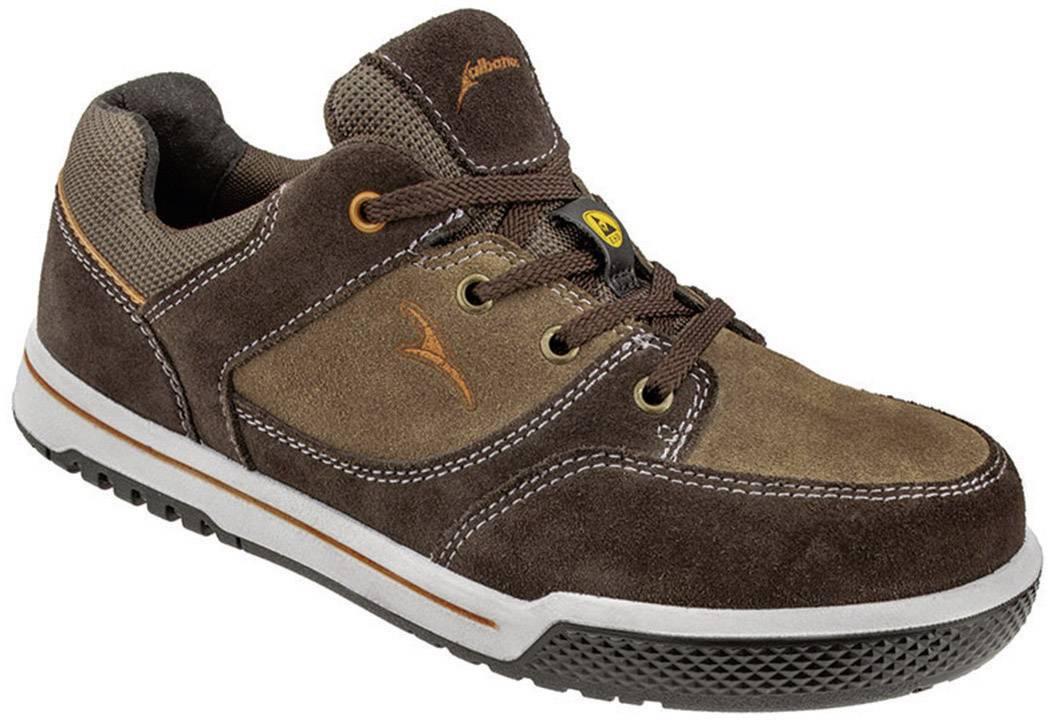 Bezpečnostní obuv S3 Albatros ESD 641970, vel.: 46, hnědá, 1 pár