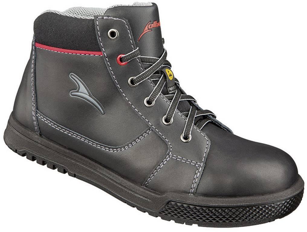 Bezpečnostná pracovná obuv ESD S3 ,veľ. 44 Albatros 631940 1 pár
