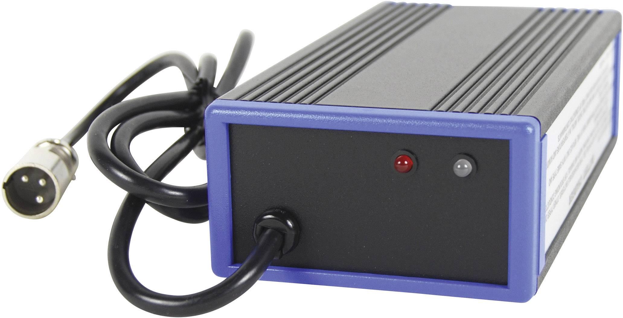 Nabíječka olověných akumulátorů CTE 4C24040A, 24 V, 4 A, XLR