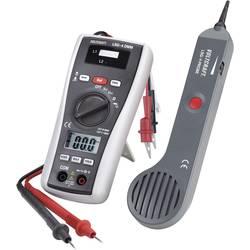 Multimetr s přístrojem pro detekci vedení LSG-4 DMM detektor kabelů VOLTCRAFT LSG-4 VC-10906565