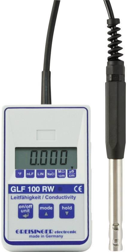 Měřič vodivosti Greisinger GLF100RW, 115320