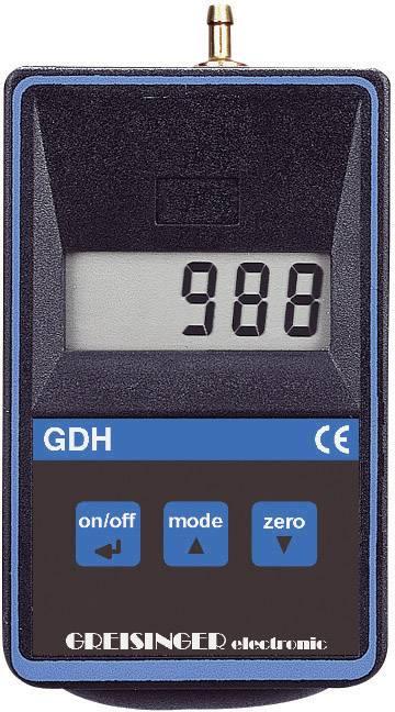 Barometer, manometer Greisinger GDH 200-14, 0 - 11000 mbar