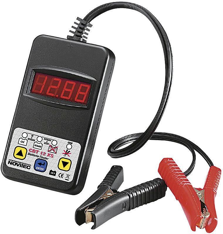 Tester olovnatých batérií CBT12XS