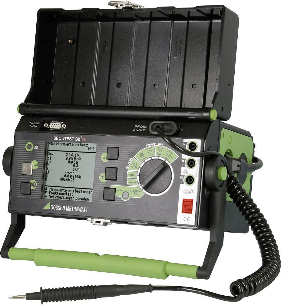 VDE tester Gossen Metrawatt Secutest S2N+, M7010-V031