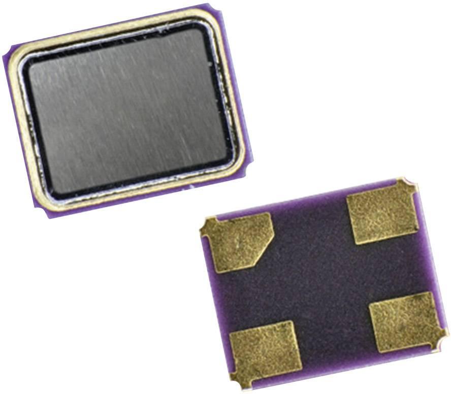 SMD krystal Qantek, 24,000 MHz, QC2524.0000F12B12M