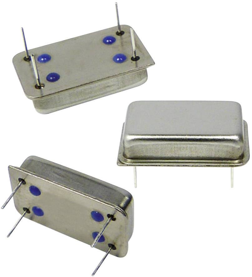 Oscilátor Qantek, DIL14, 2,4576 MHz, QX14T50B2.457600B50TT