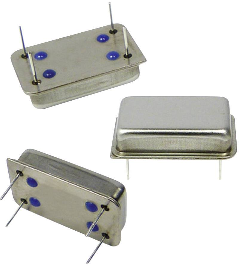 Oscilátor Qantek, DIL14, 4,096 MHz, QX14T50B4.096000B50TT