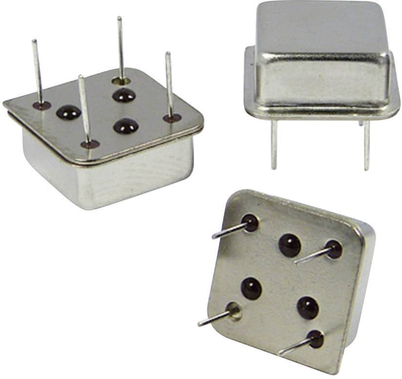 Oscilátor Qantek, DIL8, 12,288 MHz, QX8T50B12.28800B50TT