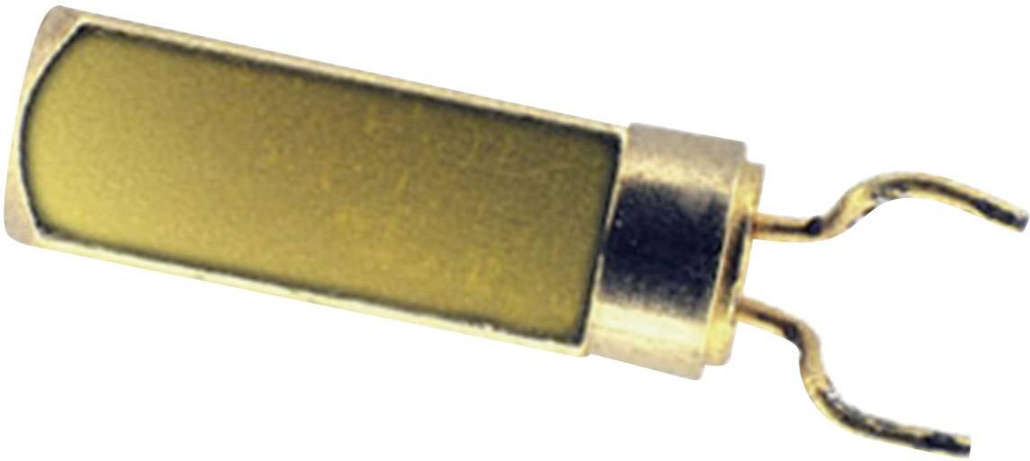 SMD hodinový krystal MicroCrystal, 32,768 kHz, 7pF ±20ppm, MS1V-T1K