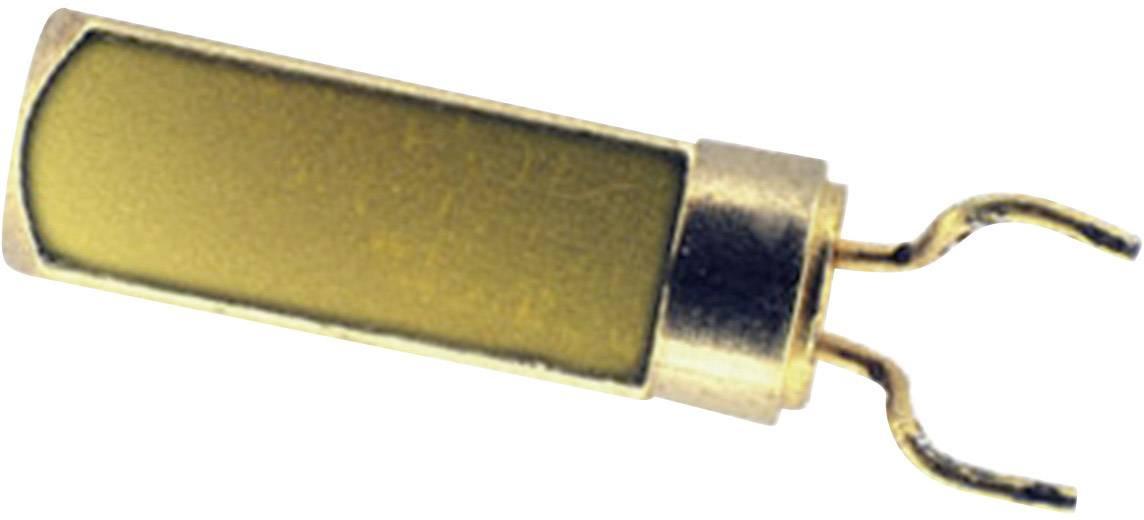 SMD hodinový krystal MicroCrystal, 32,768 kHz, 10pF ±20ppm, MS1V-T1K