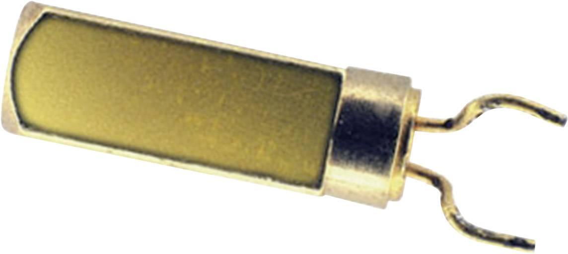 SMD hodinový krystal MicroCrystal MS1V-T1K, 32,768kHz, 12,5 pF ±20 ppm