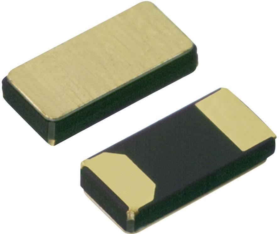 SMD hodinový krystal MicroCrystal, 32,768 kHz, 7pF ±20ppm, CM7V-T1A