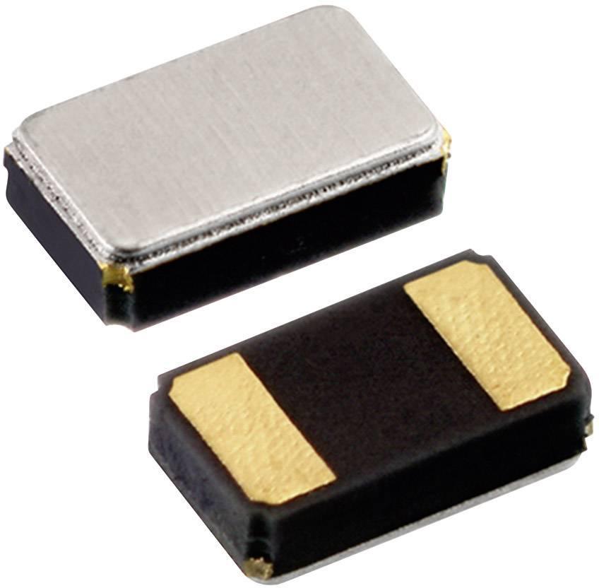 SMD hodinový krystal MicroCrystal, 32,768 kHz, 9pF ±20ppm, CM8V-T1A