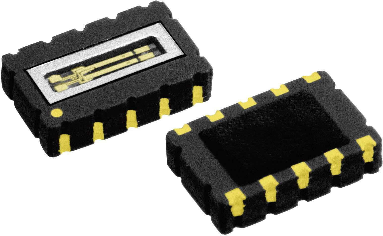 SMD krystal MicroCrystal RV-3049-C2-TA Option B, 5 x 3,2 x 1,2 mm