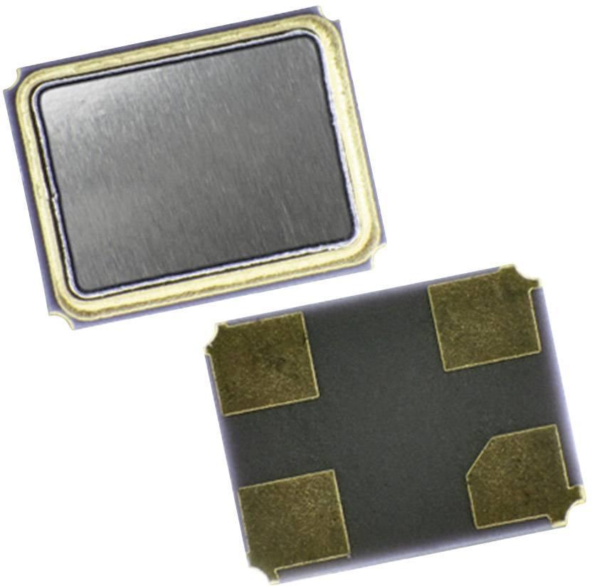 SMD krystal Euroquartz, 20,000 MHz, MT/30/30/-40+85/12pF