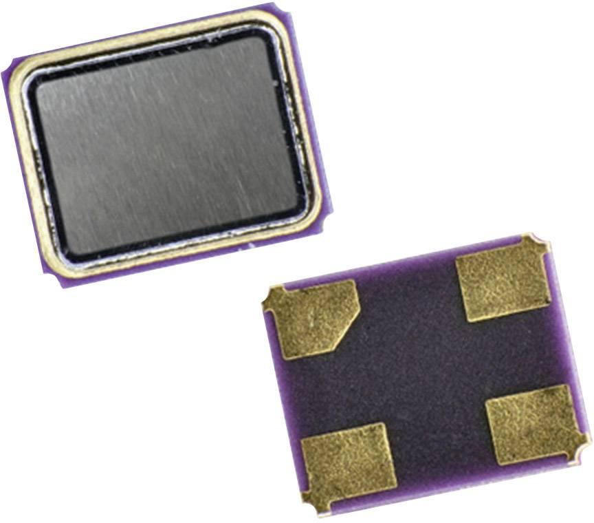SMD krystal Euroquartz, 24,000 MHz, X22/30/30/-40+85/12pF