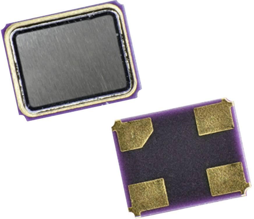 SMD krystal EuroQuartz, X22/30/30/-40+85/12pF, 24,576MHz
