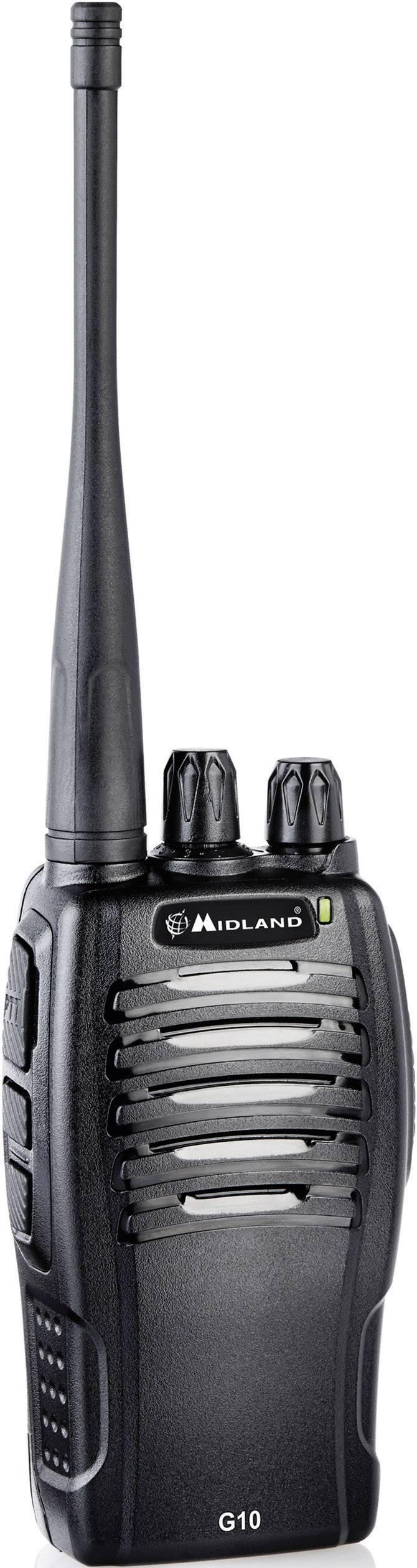 PMR rádiostanica Midland G10, C1107