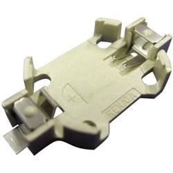 Držák knoflíkových baterií 1 CR 2032 horizontální , povrchová montáž SMD (d x š x v) 32 x 16 x 5.4 mm Renata 703301
