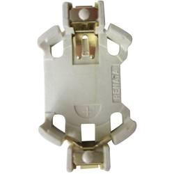 Držák knoflíkových baterií 1 CR 2032 horizontální , povrchová montáž SMD (d x š x v) 32 x 16 x 5.4 mm Renata 702080