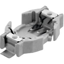 Držák knoflíkových baterií 1 CR 1220 horizontální , povrchová montáž SMD (d x š x v) 23.7 x 12.7 x 4.8 mm Renata 701114