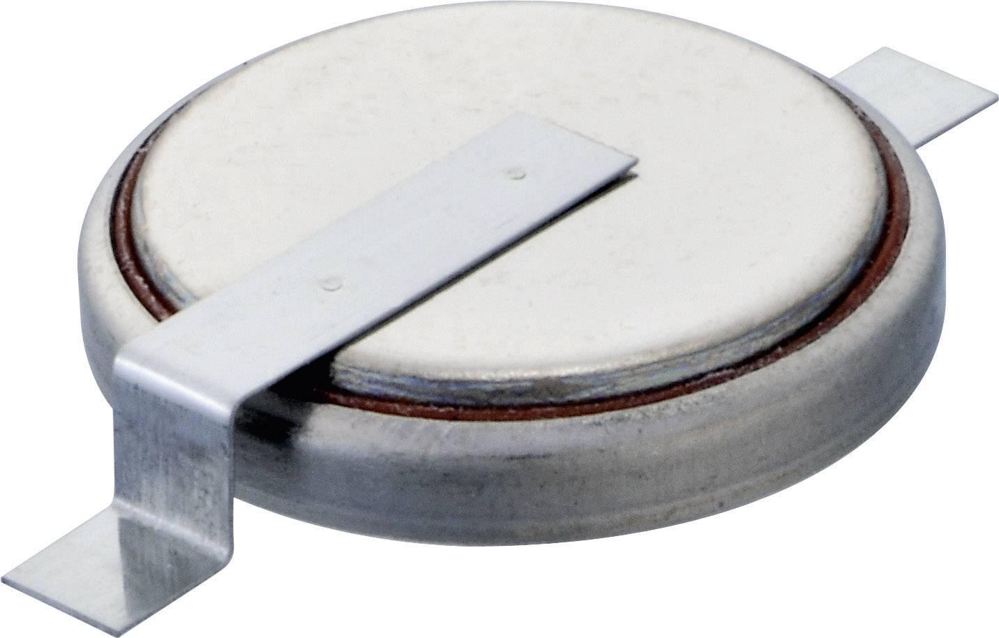 Gombíková batéria Renata CR1632 SM, so spájkovacími kontaktami