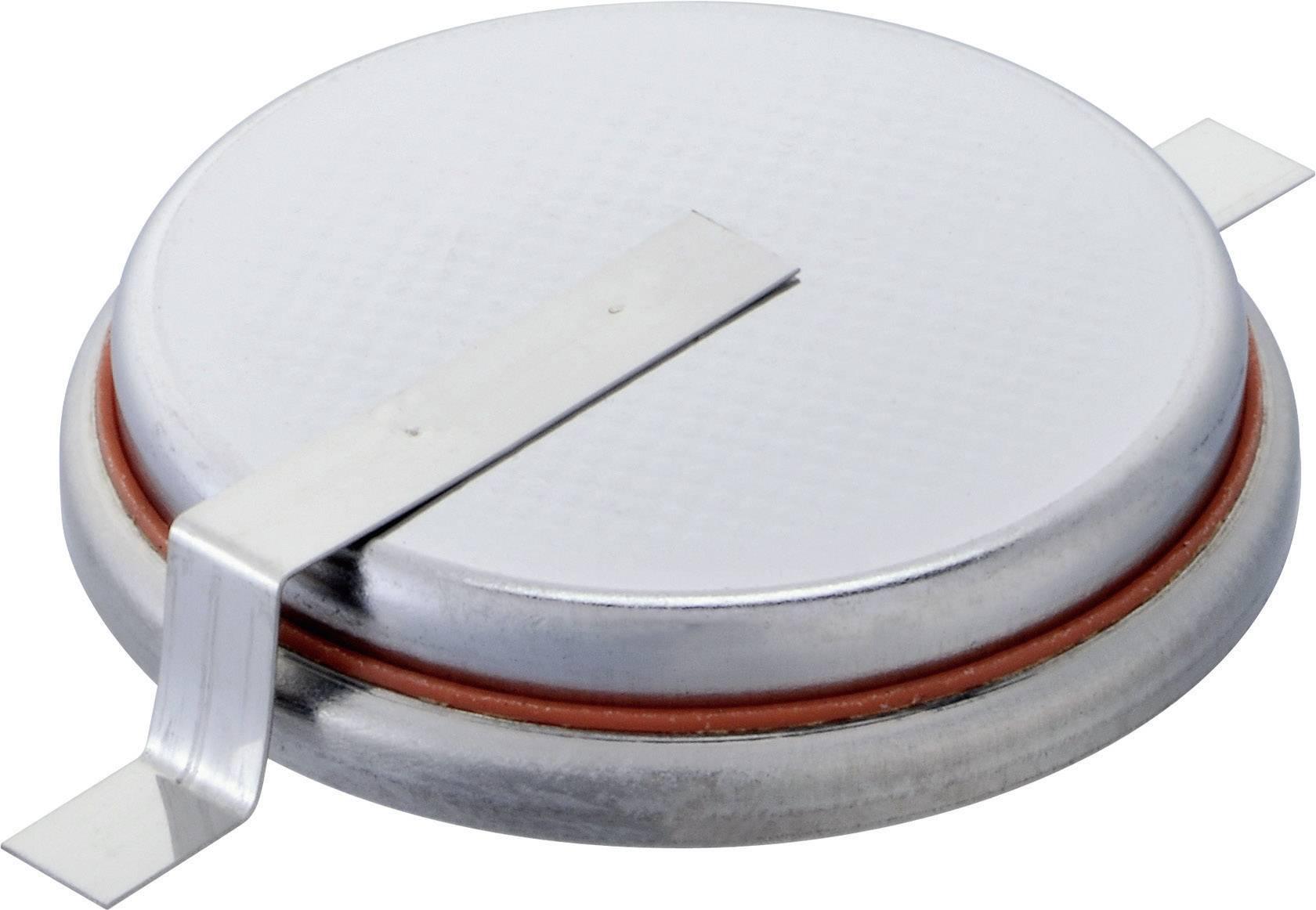 Gombíková batéria Renata CR2450N SM, so spájkovacími kontaktami
