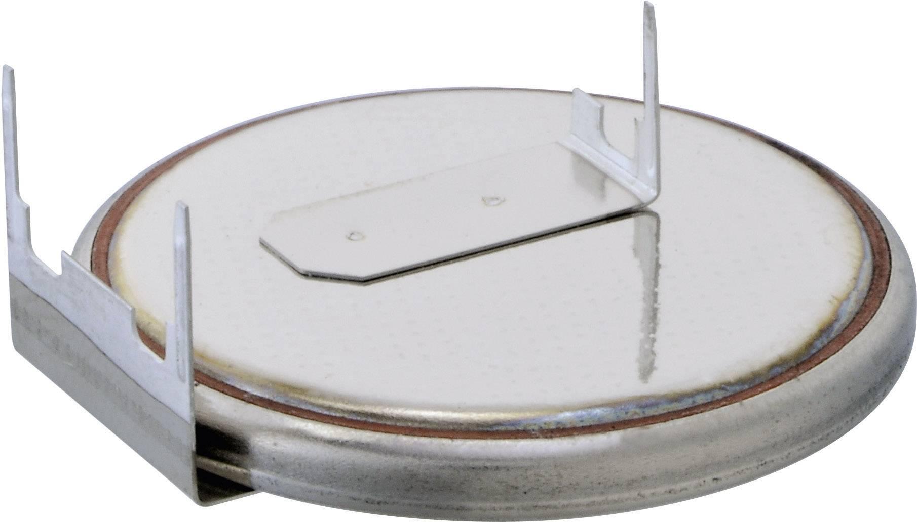 Gombíková batéria Renata CR2430 RH-LF, so spájkovacími kontaktami
