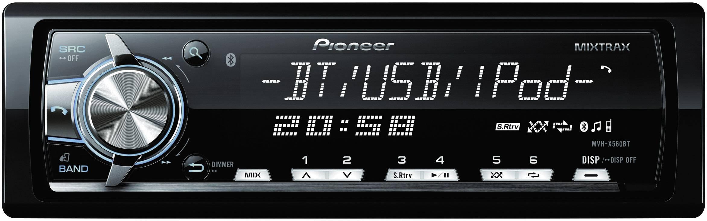 Autorádio Pioneer MVH-X560BT