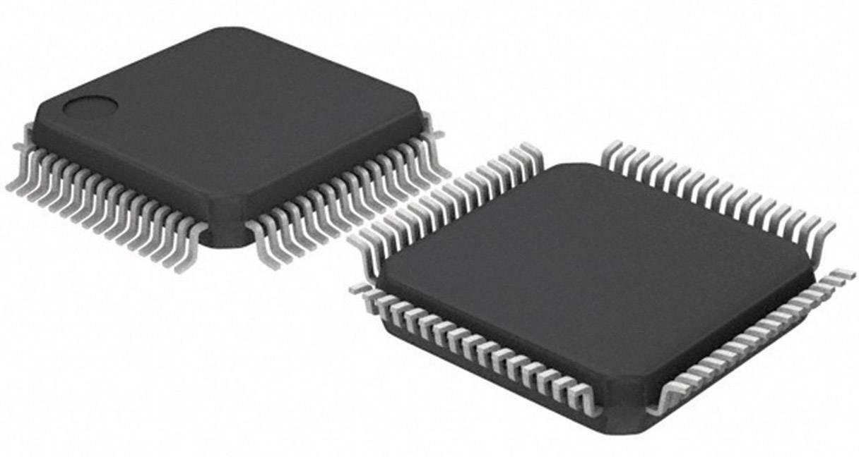 Mikrořadič Texas Instruments MSP430F1611IPMR, LQFP-64 (10x10), 16-Bit, 8 MHz, I/O 48