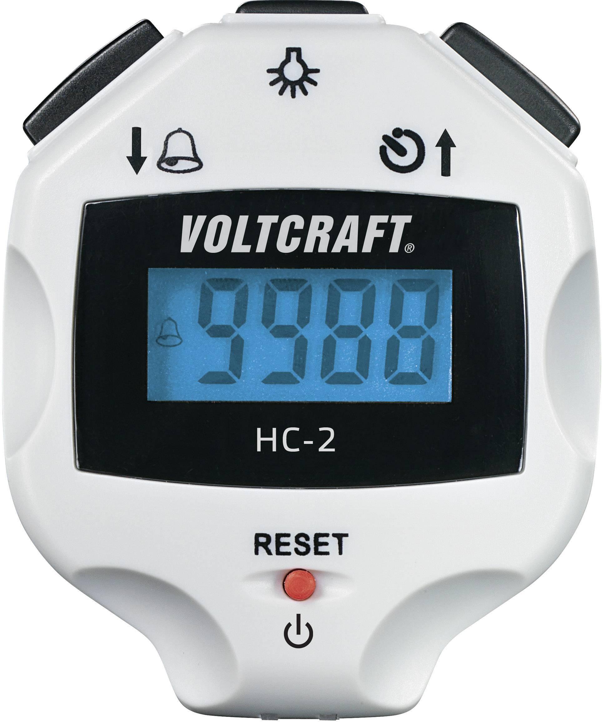 Digitálny ručný čítač Voltcraft HC-2