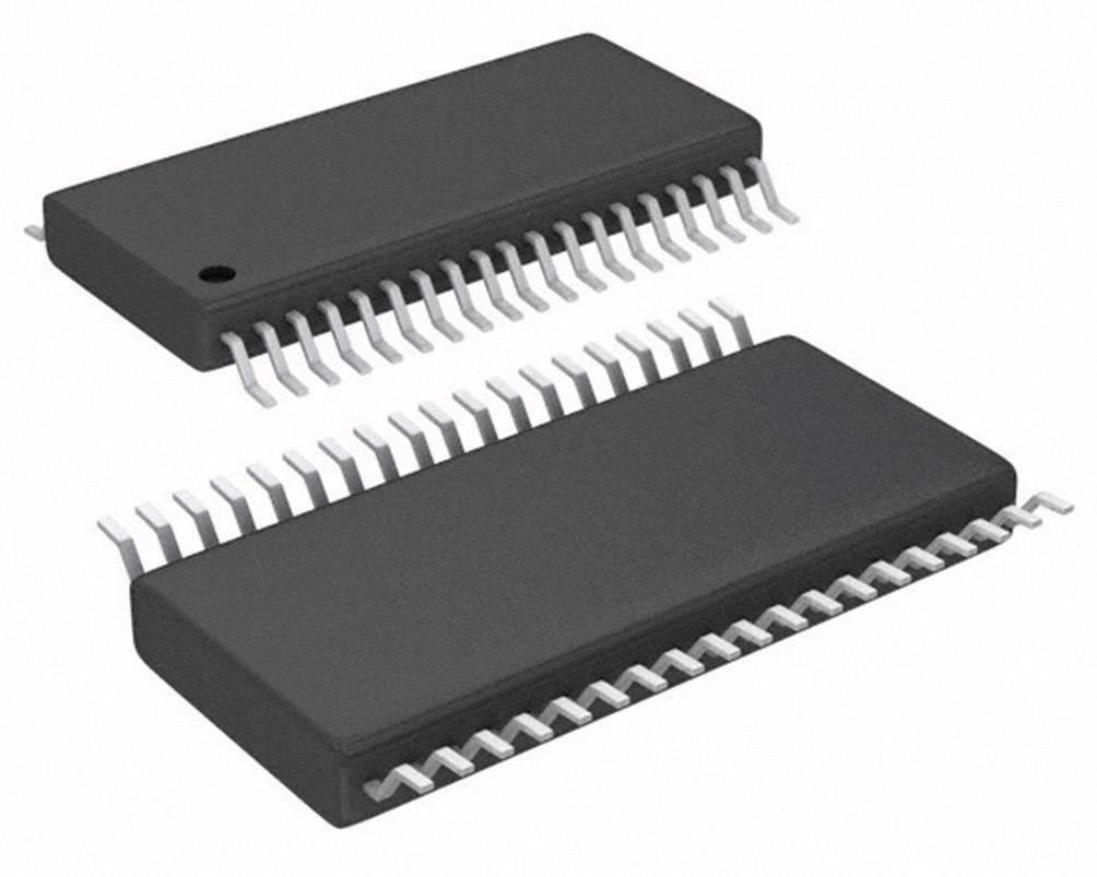 Lineární IO audio výpočetní jednotka Texas Instruments TAS5086DBTR, procesor digitálních audio signálů, I²C, I²S, TSSOP-38