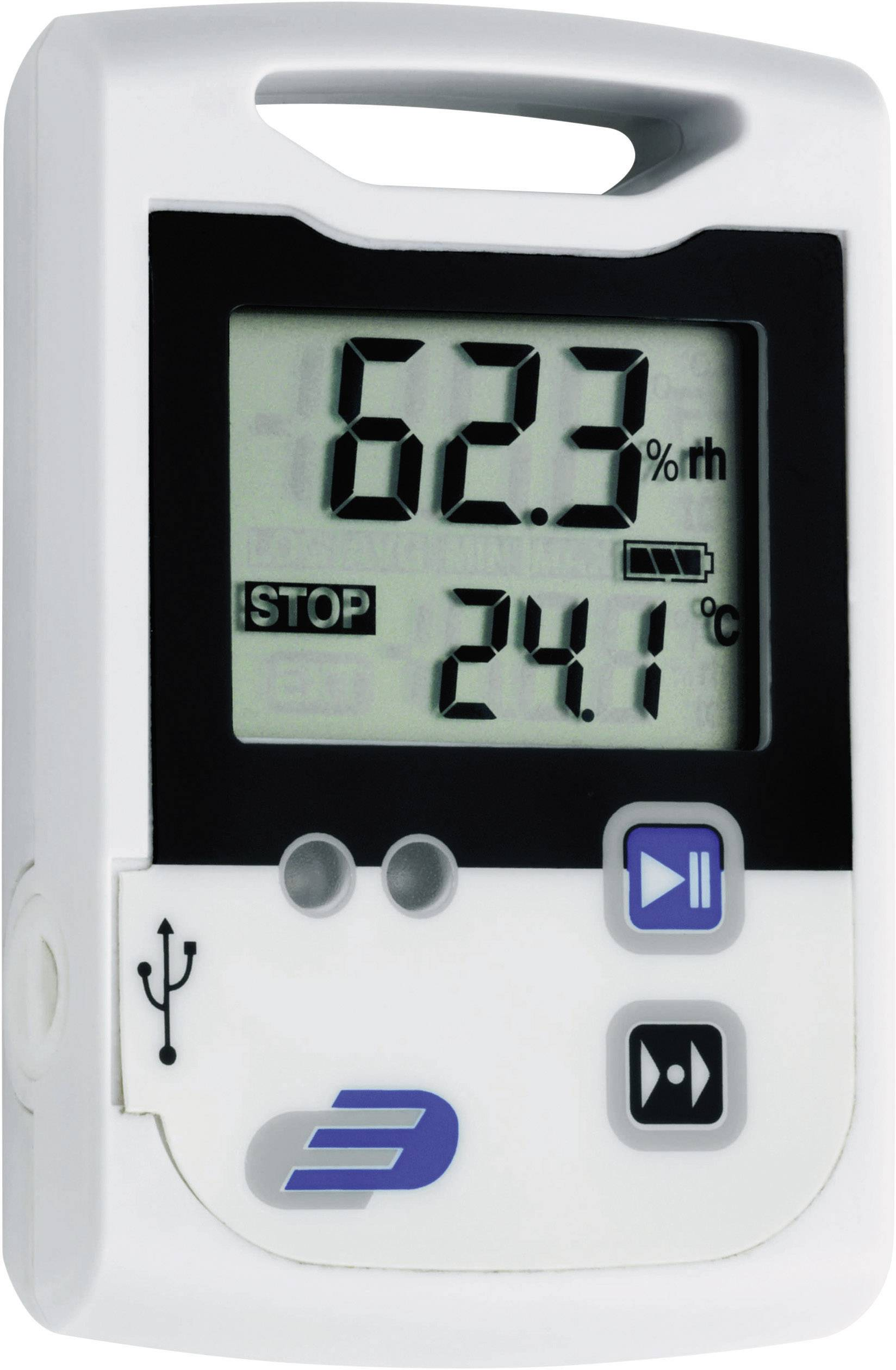 Teplotný datalogger Dostmann Electronic LOG100, -30 až +70 °C