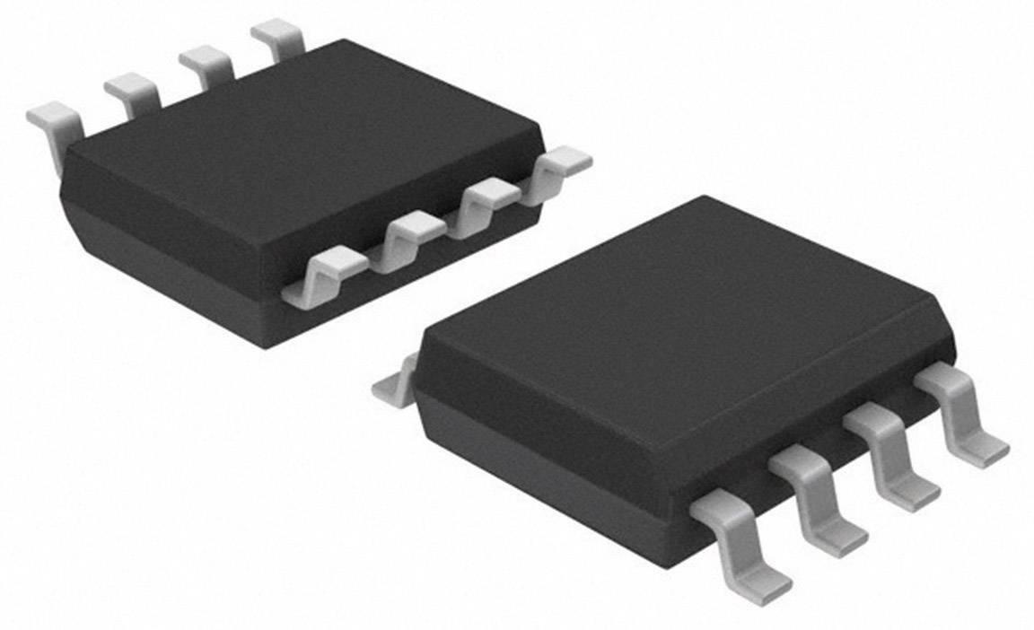 Lineární IO - teplotní senzor a měnič Microchip Technology MCP9801-M/SN, SOIC-8