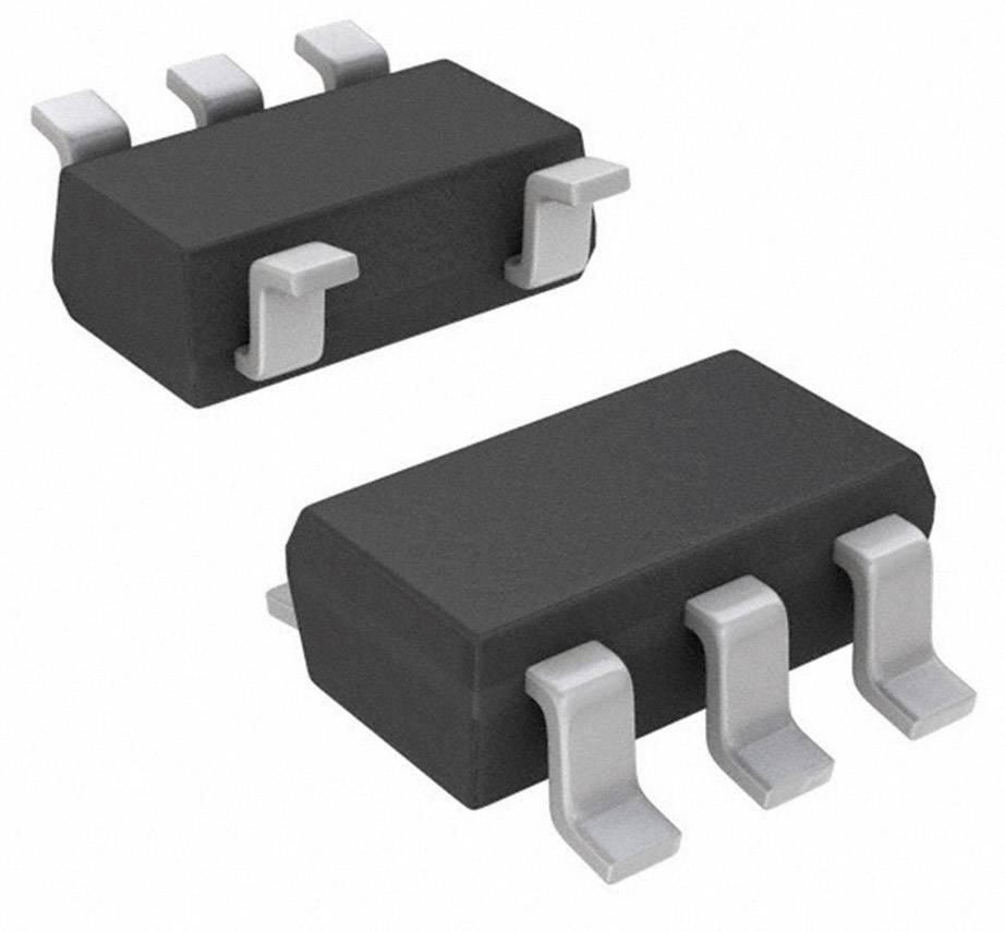 Zesilovač pro speciální použití Texas Instruments OPA832IDBVT, Rail-to-Rail, SOT-23-5, 99 MHz