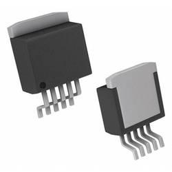 PMIC regulátor napětí - spínací DC/DC regulátor Texas Instruments LM2575SX-ADJ/NOPB držák TO-263-5