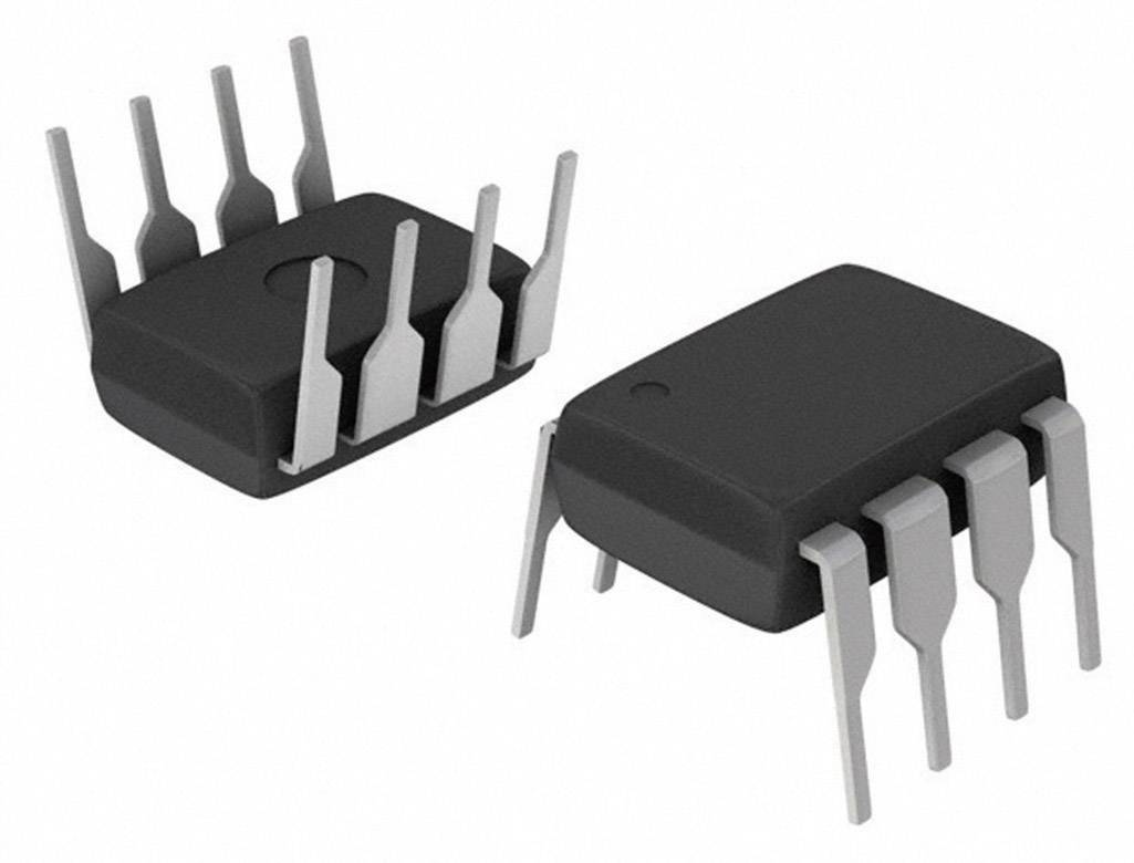 PMIC regulátor napětí - spínací DC/DC regulátor Texas Instruments MC34063AP měnič, zvyšující PDIP-8