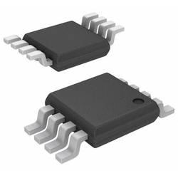 Lineární IO operační/přístrojový zesilovač Texas Instruments INA126E/250, VSSOP-8 , instrumentace