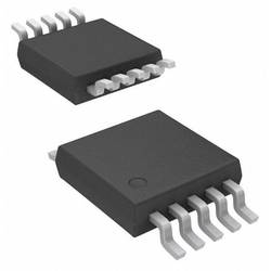 PMIC regulátor napětí - spínací DC/DC regulátor Texas Instruments TPS54140DGQR držák MSOP-10
