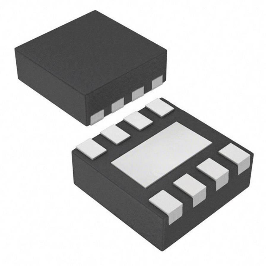 PMIC bridge driver Texas Instruments DRV8837DSGR, WSON-8 (2x2), povrchová montáž