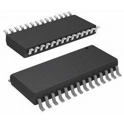 IO rozhranie - rozšírenie E-A Microchip Technology MCP23017-E/SO, POR, I²C, 1.7 MHz, SOIC-28