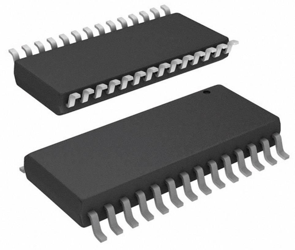 IO rozhranie - rozšírenie E-A Microchip Technology MCP23S17-E/SO, 10 MHz, SOIC-28