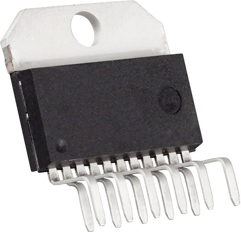 Lineární IO operační zesilovač s video bufferem Texas Instruments LM2876TF/NOPB, třída AB, TO-220-11