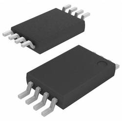 Teplotní senzor NXP Semiconductors LM75BDP/DG,118, TSSOP-8 , SMD