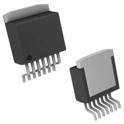 PMIC regulátor napětí - spínací DC/DC regulátor Texas Instruments LM2676SX-ADJ/NOPB držák TO-263-7